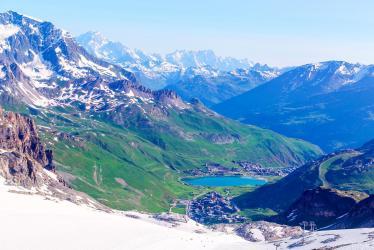 Лятно ски приключение