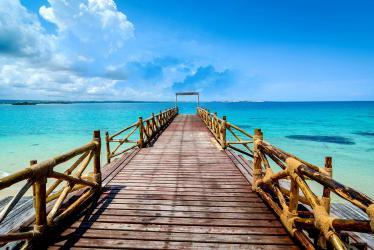 PARADISIACAL HOLIDAY IN ZANZIBAR