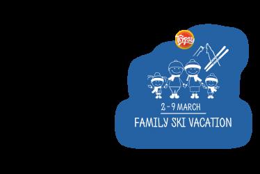 Family ski Vakation