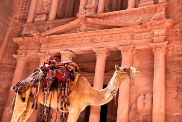 Бедуински приключения в Йордания