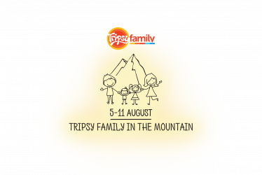 Tripsy Family in the mountain